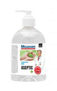 Dezinfectant maini Dr. Stephan Aseptic 500ml