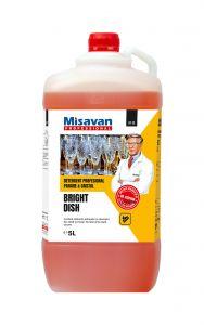 Detergent de pahare, sticla si cristal Dr. Stephan Bright Dish 5l